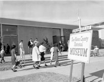 Image of San Mateo County Historical Museum Opening, October 1963