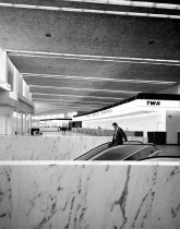 Image of 2015.001.04921.2 - Trans World Airlines Passenger Terminal at San Francisco International Airport, 1963