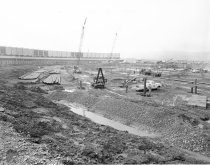 Image of 2015.001.05103.1 - San Francisco International Airport Parking Garage Expansion, 1964