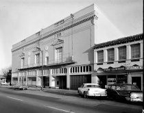 Image of 2015.001.05153.1 - Masonic Temple in Burlingame, February 1964