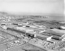 Image of 2015.001.05199.2 - United Airlines Maintenance Facilities at San Francisco International Airport, 1964