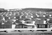 Image of Daly City Houses Near Skyline Boulevard, 1964