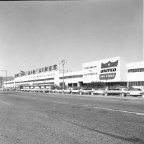 Image of 2015.001.05898.2 - United Maintenance Facility and Office at SFO, 1964