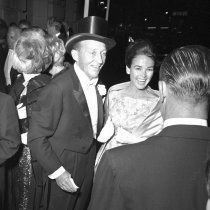 Image of Bing and Kathryn Crosby, 1964
