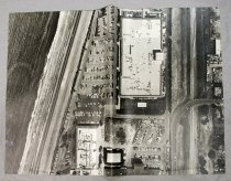 Image of Untitled (Aerial Photograph of Raychem Corporation Headquarters), c. 1960s.
