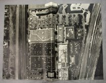 Image of Untitled (Aerial Photograph of Raychem Corporation Headquarters), c. late 1