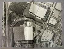 Image of Untitled (Aerial Photograph of Raychem Corporation Headquarters), c. 1960s