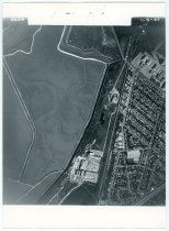 Image of Aerial Photograph over Raychem Headquarters, January 3, 1967