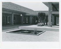 Image of 2016.015.001.6 - Untitled (Courtyard at Raychem Headquarters), c. 1966-1975
