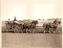 Image of Coach And Horses About 40s