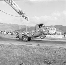 Image of Half Moon Bay Drag Racing and Half Moon Bay Airport, 1965