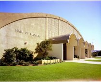 Image of 2015.001.09304 - Hall of Flowers at San Mateo County Fairgrounds, September 1966