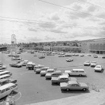 Image of 2015.001.09972.7 - Millbrae Square Shopping Center, 1967