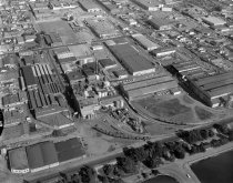 Image of Durkee Food Plant in South San Francisco, 1957