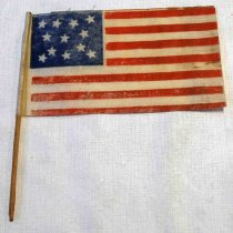 Image of U.S. 12-star Flag, n.d.