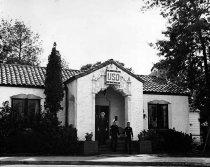 Image of 1970.039C.005 - San Mateo U.S.O. Canteen