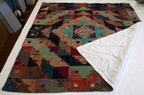 Image of g Cabin Quilt, c. 1930 - 1979