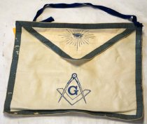 Image of Masonic Apron, n.d.