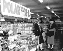 Image of Grocery Prices in Daly City, 1952