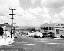 Image of 2015.001.03133.2 - Visitacion Avenue in Downtown Brisbane, May1962