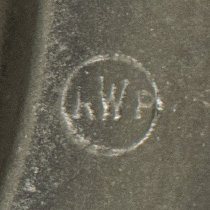 Image of Detail of Raychem Corporation Fuquay-Varina Commemorative Plate, 1982