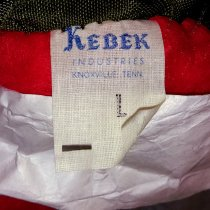 Image of Label detail for Three-Fingered Gloves, c. 1972-1975