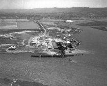 Image of Aerial, Port of Redwood City Looking Southwest