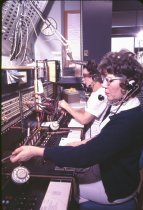 Image of 2015.001.09903.C2 - Switchboard Operators at Telephone Operating Company in San Mateo