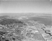 Image of 2015.001.03557.37 - Aerial of San Mateo, 1962