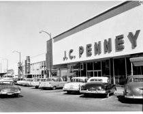 Image of 2015.001.03557.43 - Fourth Avenue San Mateo, Looking East, 1962
