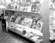 Image of 2015.001.04646.2 - Magazine Stand in San Mateo County Grocery Store, 1963
