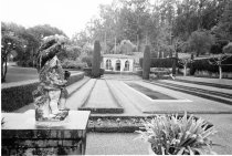 Image of La Daphene Mansion in Hillsborough, 1964