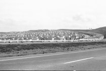 Image of Daly City Houses off Skyline Boulevard, 1964