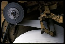 Image of 2016.015.001.111.2 - Untitled (Raychem Desertclad Tape Trial in Alaska), November 1975