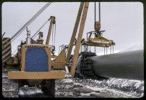 Image of Untitled (Raychem Desertclad Tape Trial in Alaska), November 1975