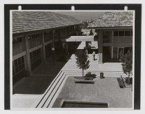 Image of 2016.015.001.22 - Untitled (Courtyard at Raychem Headquarters), c. 1966-1975