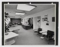 Image of Untitled (Office Interior at Raychem Corporation Facilities), c. 1966-1975