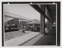 Image of Untitled (Courtyard at Raychem Headquarters), c. 1966-1975