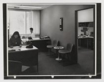 Image of Untitled (Office Interior at Raychem Corporation Facilities), c. 1966-1975