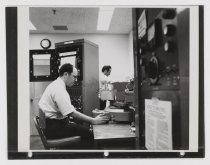 Image of 2016.015.001.42 - Untitled (Laboratory at Raychem Corporation Facilities), c. 1966-1975
