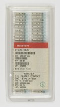Image of Raychem Corporation Tin Plated Contacts, c. 1980s-1990s