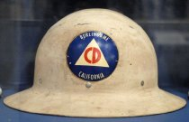 Image of Civilian Defense Helmet, c. 1942-1945