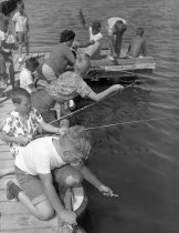 Image of 2015.001.03558.28 - Fishing at Coyote Point Dock, 1962