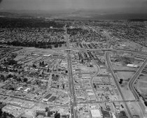 Image of 2015.001.04446.9 - Aerial View of San Mateo, July 1963