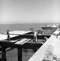 Image of 2015.001.04908.41 - Building the New San Mateo-Hayward Bridge, November 1963