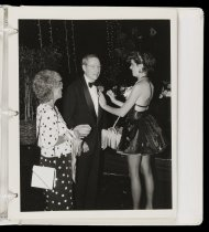 Image of Robert M. Halperin Club 60 Photograph Album, 1988