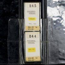 Image of 2016.015.001.160 - Raychem Corporation Photo Library Album, Personnel General Volume VI-VII (color), 1984-1987