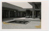 Image of 2016.015.001.55 - Untitled (Courtyard at Raychem Headquarters), c. 1966-1975