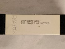 Image of Conversations: The People of Raychem, Revised, October 1, 1987