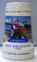 Image of Bay Meadows Beer Stein